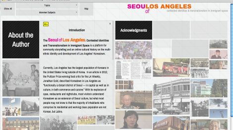 From The Seoul of Los Angeles to Singapore